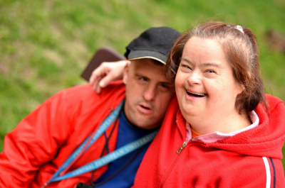love couple with down syndrome