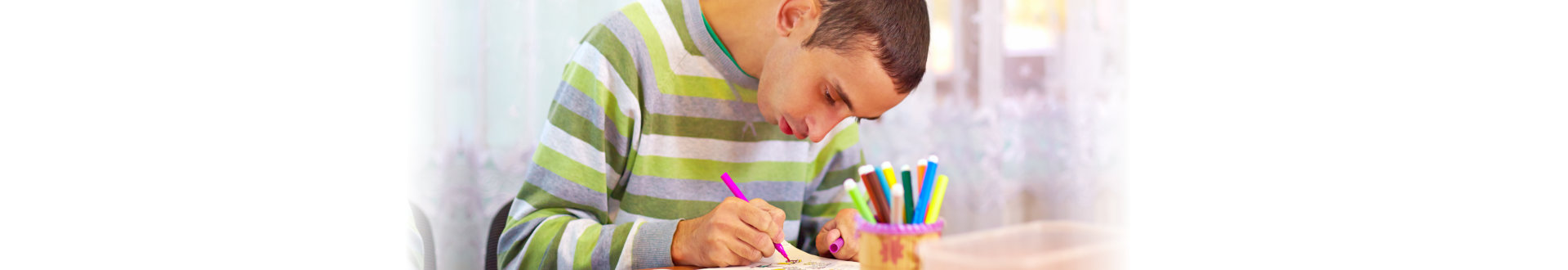 writing specila child