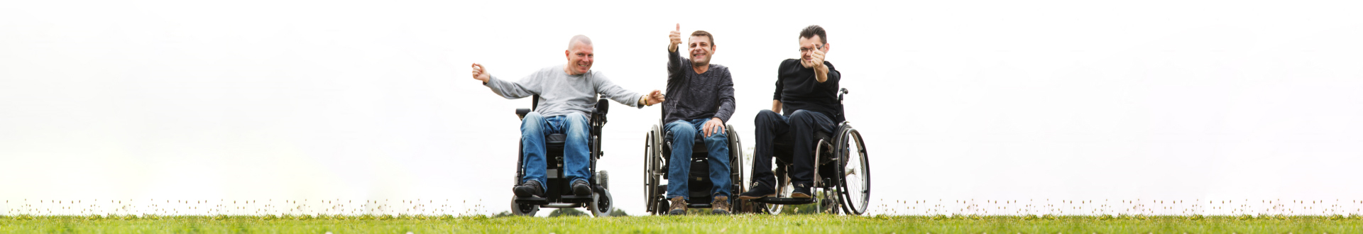 people with wheelchair